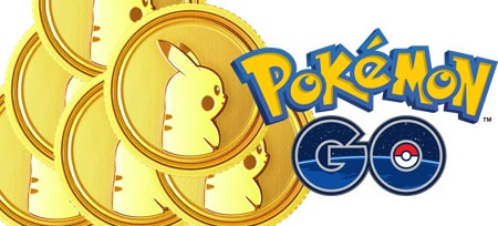 cach kiem pokecoins trong pokemon go mien phi