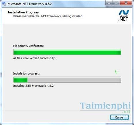 cai net framework 40 cho may tinh