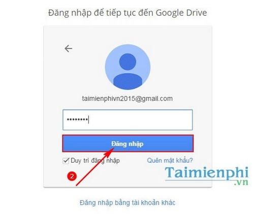 chia se file tren gogle drive share file gogle drive