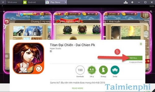 choi titan dai chien tren may tinh bang bluestacks