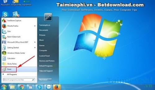 Chụp ảnh màn hình Laptop HP 2