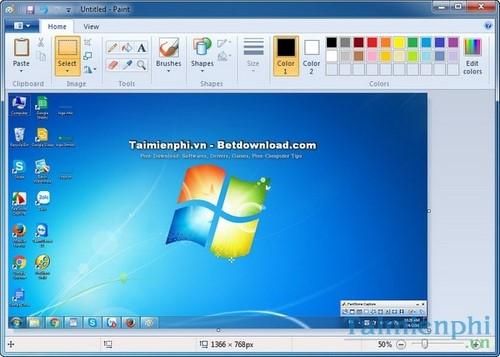 Chụp ảnh màn hình Laptop HP 3