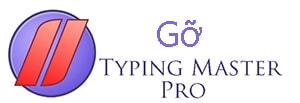 go typingmaster pro hoan toan khoi may tinh