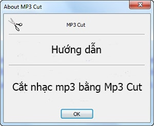 huong dan cat nhac mp3 bang mp3 cut