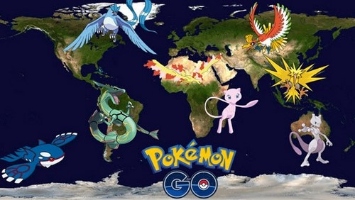 pokemon go la gi dieu can biet ve pokemon go