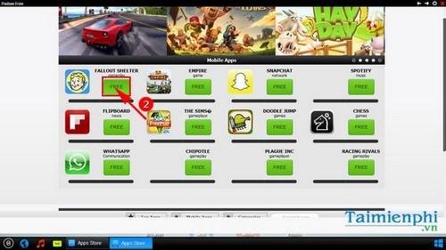 Sử dụng iPadian trên máy tính, giả lập iOS, chạy app iOS