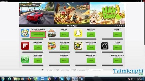 Hướng dẫn sử dụng iPadian trên máy tính, giả lập iOS, chạy app iOS trên Windows 4