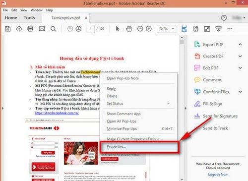 5 cach su dung phan mem adobe pdf reader chuyen nghiep