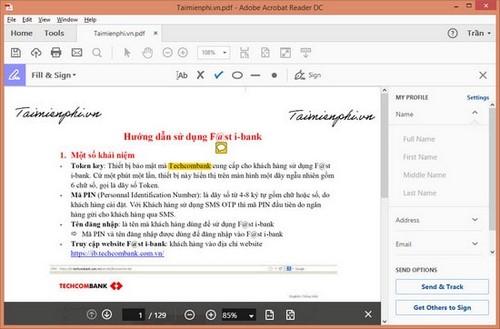5 cách sử dụng Adobe Reader chuyên nghiệp 8
