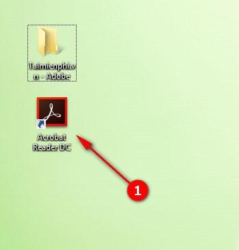 bat tinh nang tu dong luu tam van ban trong adobe reader
