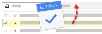 huong dan cach dat hop thu inbox dang the tab trong gmail tren may tinh