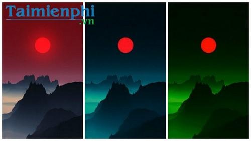 Cách đổi màu sắc, phong cách hình ảnh trên Fotor