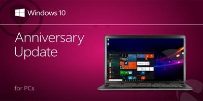cap nhat windows 10 anniversary khong