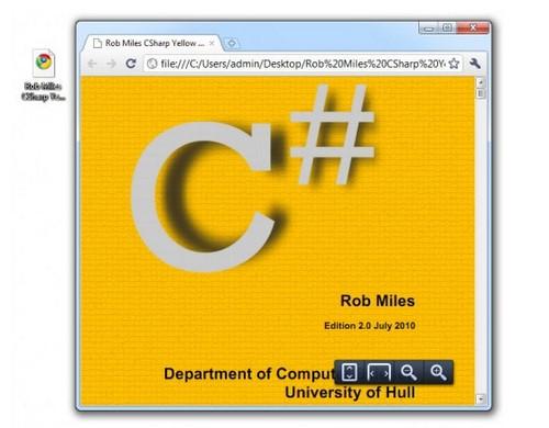 Đặt, biến Chrome trở thành trình đọc PDF mặc định trên Windows 7, 8, 8.1
