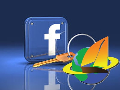 Phím tắt Ultrasurf, sử dụng phím tắt Ultrasurf vào Facebook nhanh hơn