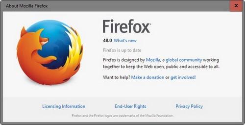 firefox 48 ra mat bo sung tinh nang da luong cai thien download