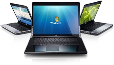 cai windows 7 tren laptop dell bang usb