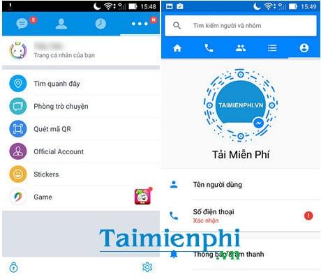 So sánh Zalo và Facebook Messenger, cuộc chiến không hồi kết
