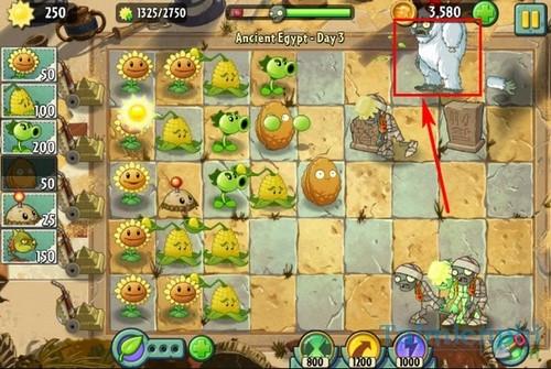 8 cach giup ban chinh phuc plants vs zombies 2