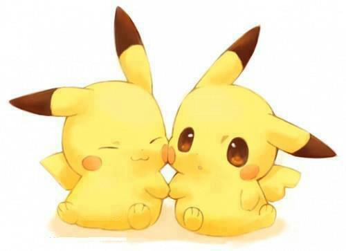 hinh pokemon pikachu khoc