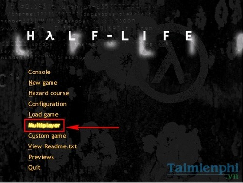 Hướng dẫn bắn Half Life ma 3