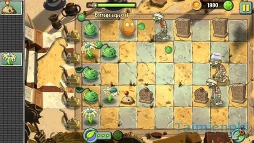 kha nang cua cac loai cay moi trong plants vs zombies 2