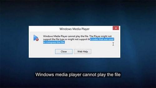khong xem duoc video tren windows 10