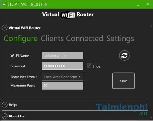 Những phần mềm phát WiFi có thể bạn chưa biết nhưng rất hữu ích
