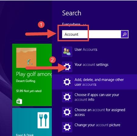 Phân quyền Admin cho User trong Win 7. 8.1, 10 8