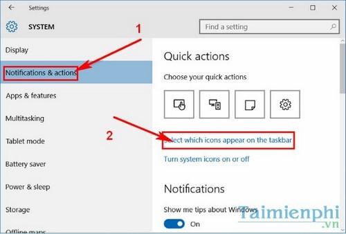 Sửa lỗi mất biểu tượng pin trên Windows 10, 7, 8.1 2