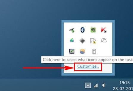 Sửa lỗi mất biểu tượng pin trên Windows 10, 7, 8.1 4