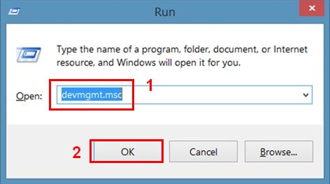 Sửa lỗi mất biểu tượng pin trên Windows 10, 7, 8.1 6