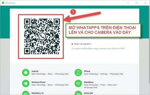 cai whatsapp desktop tren windows 7