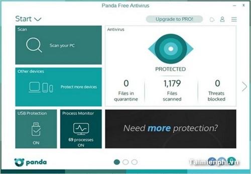 tai panda free antivirus