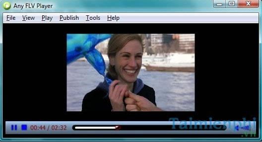 Top 5 phần mềm xem video FLV miễn phí