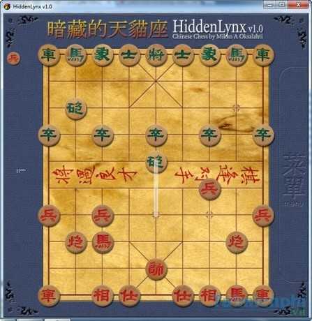 tuy chinh do kho trong game chinese chess