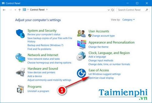 Cách mở bàn phím ảo trên Windows 10 6
