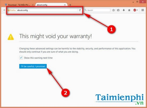 Chặn mở Windows Store khi truy cập từ Chrome và Firefox trên Windows 10