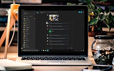 doi mau giao dien toi skype preview trong windows 10