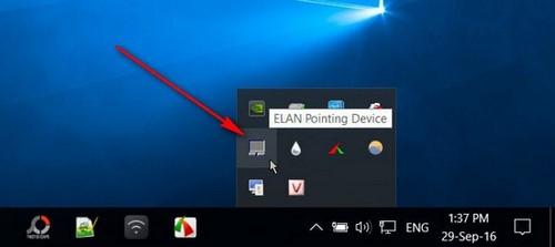 Tắt touchpad laptop lenovo, tắt chuột cảm ứng laptop Lenovo