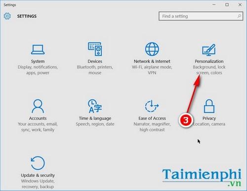 Thay đổi kích thước thanh Taskbar trên Windows 10 5