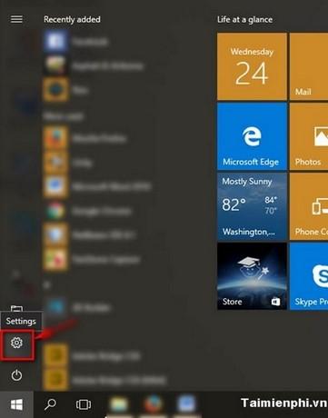 cach de Windows 10 Anniversary chay nhanh
