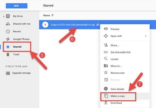 Cách tải file quá giới hạn trên Google Drive, lỗi quá số lần tải, xem