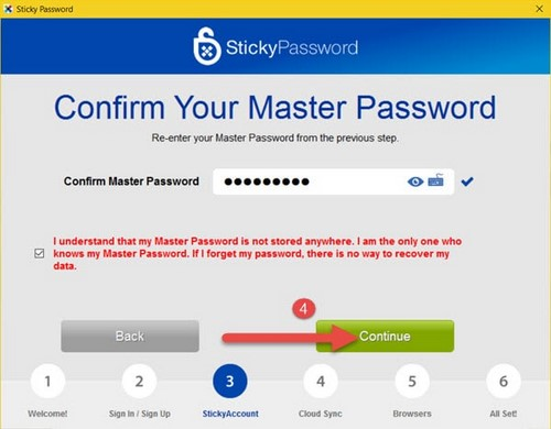 giveaway sticky password mien phi