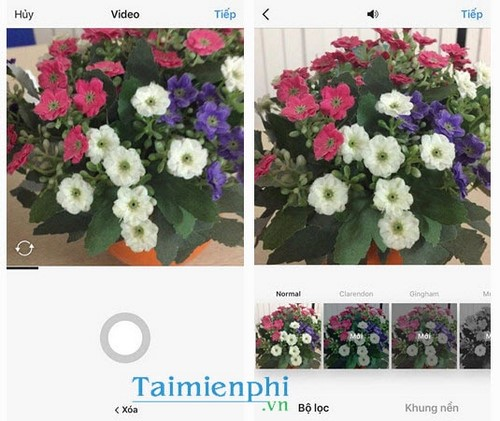 Upload instagram videos on your phone