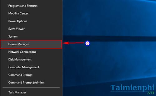 Sửa lỗi không hiển thị biểu tượng pin trên Windows 10 6