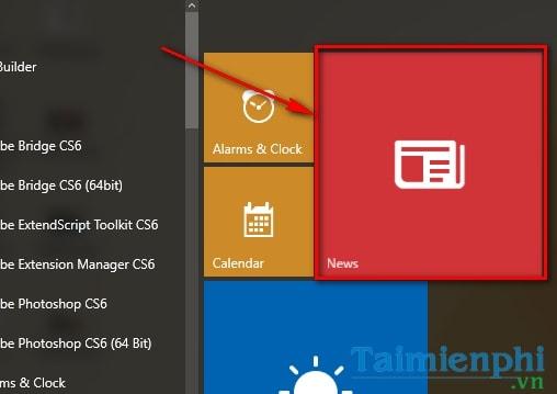 Tùy chỉnh Start Menu, Tùy biến giao diện Start Menu trên Windows 10 8