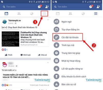 Xóa tài khoản Facebook tạm thời và vĩnh viễn 25