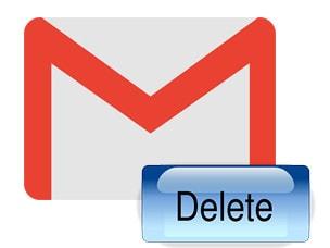 xoa tai khoan gmail