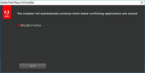 Cách cài Flash Player, setup Adobe Flash Player trên máy tính, laptop 3